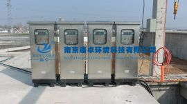 南京康卓科技泵站自動化控制系統