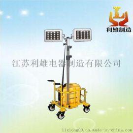 SFW6110F轻便式移动照明灯车,小型移动照明车(江苏利雄)