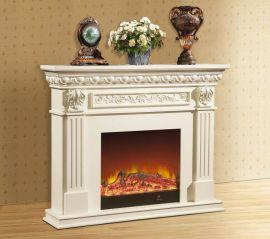瑞烽实木壁炉欧式美式壁炉