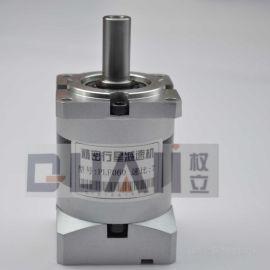 上海权立弯管机专用减速机PLF060-25精密伺服行星减速机,圆柱减速机,耐重载和冲击