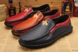 广州双牛世家真皮鞋厂承接OEM贴牌加工定做品牌男女皮鞋