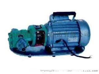 WCB系列微型齒輪式輸油泵