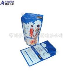 源头厂家专业定制洗衣液包装袋