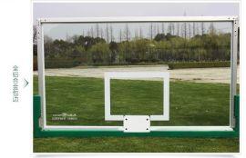 厂家直销各式篮板 钢化玻璃篮板 标准室内外用篮板