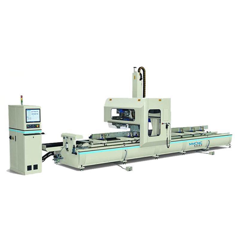 山東 直銷 明美 JGZX4-7000 鋁型材數控加工中心 支持定製