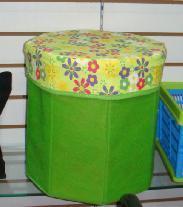 折叠收纳凳