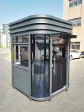 厂家直销钢结构岗亭 门卫岗亭  成品钢结构保安岗亭 集装箱房子