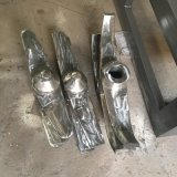 厂家直销钨合金超耐磨 三片式 圆盘式 高速混合机桨叶