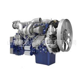重汽发动机 豪曼 潍柴WP13.500E501 国五 发动机 图片 价格