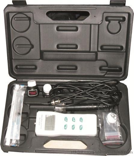 上海博取DOS-218便携式溶氧仪自动温补断电保护微处理技术宽屏液晶显示仪表