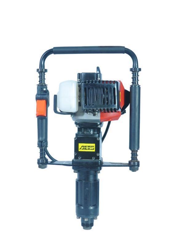 艾特森AETSHH55MP汽油2冲程打桩机,堤坝、建筑、地基打桩机