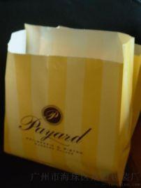 牛皮纸一次性食品纸袋快餐纸袋