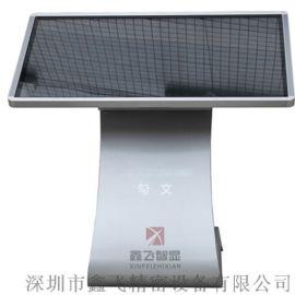 深圳生产厂家43寸触摸一体机液晶显示器触摸屏定制