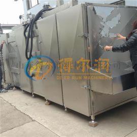 云南 隧道辣椒烘干机 DR8不锈钢辣椒脱水干燥机