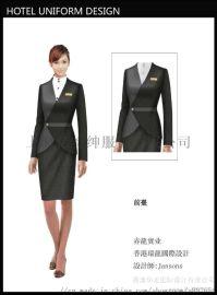 定制,毛涤,酒店工服,宾馆,制服,工作服,职业装