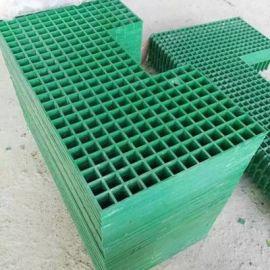 玻璃钢格栅 树池格栅 加厚格栅板规格尺寸