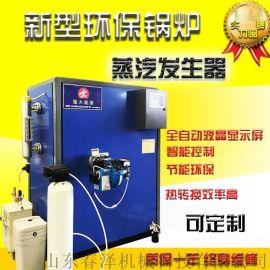 燃油蒸汽锅炉 桑拿房电脑控制全自动蒸汽发生器