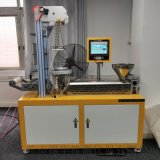 **率實驗型PVC吹膜機 塑料顆粒吹膜機
