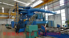 现货批发钢结构桥梁喷砂除锈机 强化设备