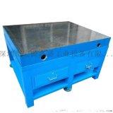 铸铁模具台|松岗铸铁模具装配台|铸铁面模具钳工台