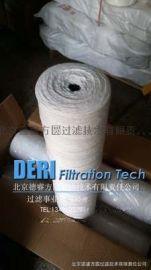 北京脱脂棉线绕滤芯定做;耐高温电厂用滤芯脱脂棉材质