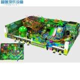 儿童乐园设备价格 室内游乐园淘气堡闯关乐园