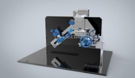 供应汽车电子加速器寿命性能试验台架
