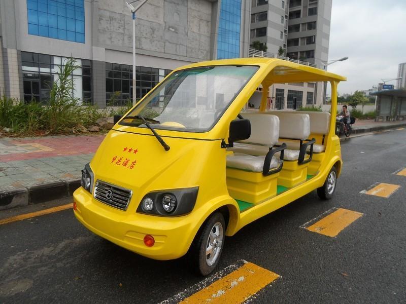 鑫躍牌八座電動觀光車XY-YL08