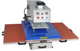液压双工位烫画机4060全自动烫画机烫画机压花机