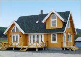 风情木屋 木制别墅 实木结构景区旅游度假农家乐用房