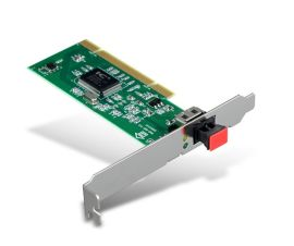 PCI塑料光纤以太网卡(WAB-100P)