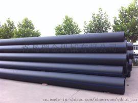 PE钢带增强缠绕管生产线