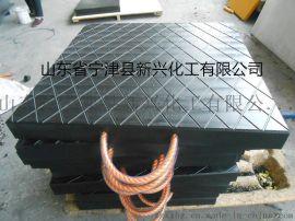 菱形花纹垫板/支腿垫板/泵车专用垫板