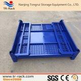 南京同瑞可摺疊鋼製料箱