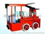 济宁腾信矿山设备厂家直供1.5吨架线式电机车