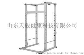 健身房商用深蹲架多功能框式龙门架专业杠铃举重卧推架综合训练器