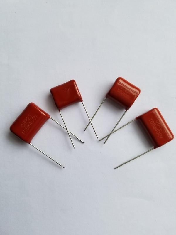 CBB21金属化聚丙烯薄膜电容器