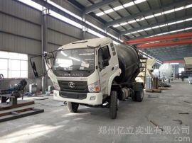 鄭州2016攪拌車價格,億立6m3混凝土罐車價格。攪拌罐廠家 混凝土罐車