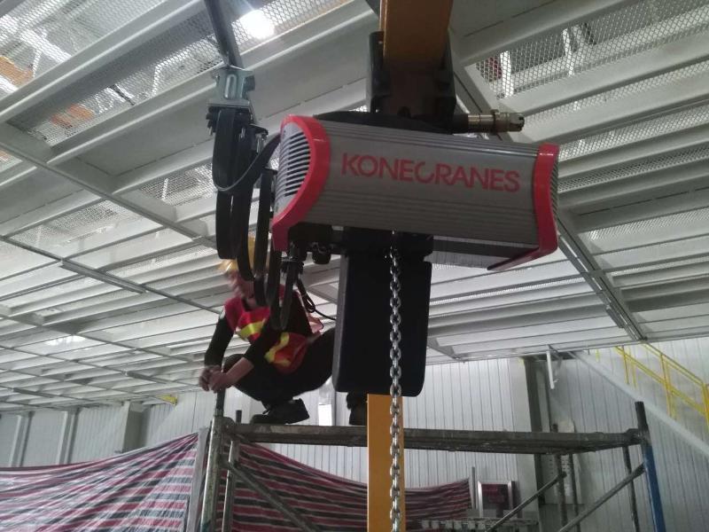 科尼代理商 供应科尼环链电动葫芦