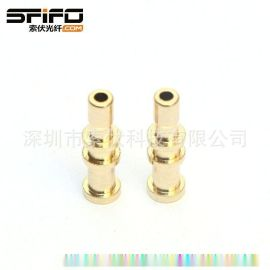 MOST汽車1355532光纖金屬連接頭 金屬插芯