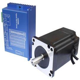 编码器混合伺服电机,混合式闭环步进电机
