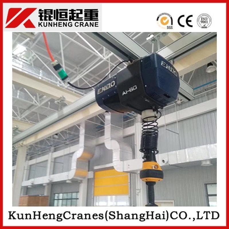 助力机械手厂家定制平衡吊电动悬臂单臂平衡吊软索式