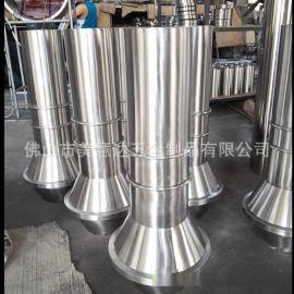 304鏡面不鏽鋼柱子 酒吧不鏽鋼裝飾柱批量定購