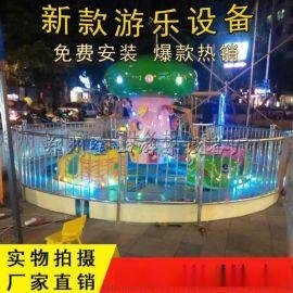 儿童广场游乐设备-瓢虫乐园价格 新型游乐设备