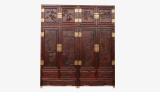 東陽花梨木家具圖片價格,浙江黑酸枝家具廠,鄭州紅木家具市場,酸枝木衣櫃
