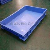 聯生塑料 43#箱 電子週轉箱 塑料箱 物流倉儲週轉 全新PE料