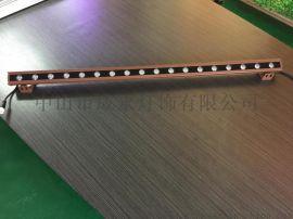 新型結構防水LED洗牆燈