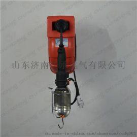 220VLED灯自动收缩工作灯卷轴