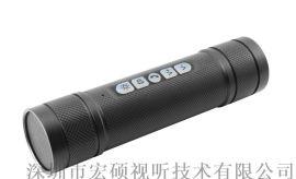 宝路捷601户外便携自行车蓝牙插卡音箱多功能音箱