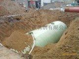 定做玻璃钢化粪池农村家用SMC模压化粪池报价
